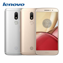 "Global firmware Motorola MOTO M XT1662 4GB RAM 32GB ROM 5.5"" FHD Android 6.0 4G LTE smartphone 16.0MP dual sim Touch ID(China)"