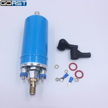 Gorst Electric Fuel Pump 0580464044 metal head for ALFA ROMEO ALPINE CITROEN JAGUAR PEUGEOT PORSCHE RENAULT SAAB VOLVO(China)