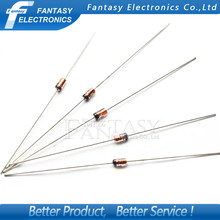 100PCS do-35 1N4148 IN4148 High-speed switching diodes free shipping(China)