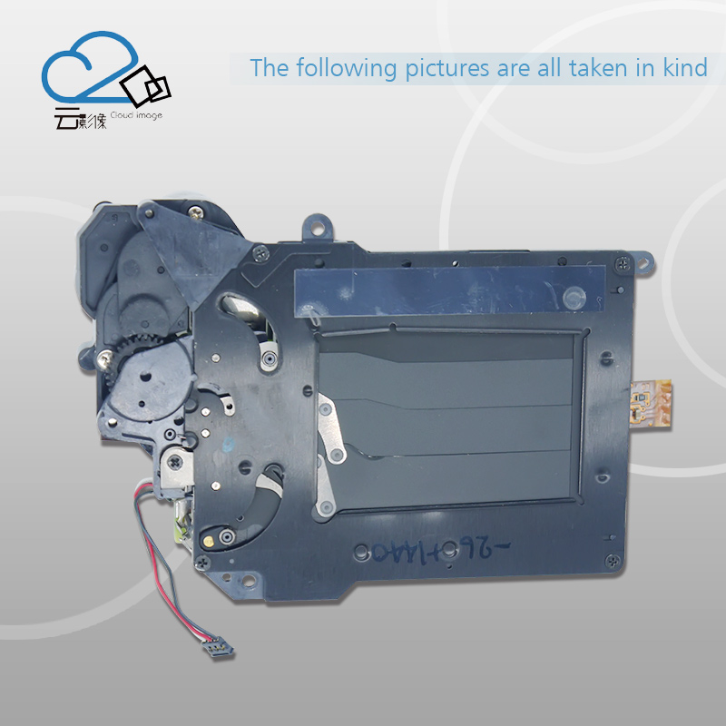 Free shipping!Test OK!DF shutter group with curtain for nikon DF motor Assembly Unit Component,DF Camera Repair parts