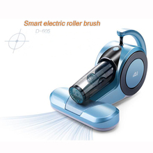 D-605 Ultraviolet Home Strong Vacuum Cleaner Smart Electric Roller Brush In Addition Mites(China)