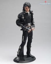 "1/6 scale music figure doll Michael Jackson Movable eyes 12"" action figures doll Collectible model plastic toy"