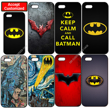 New Batman Cell Phone Case Cover for Samsung Galaxy Note 3 4 5 8 S3 S4 S5 Mini S6 S7 S8 Edge Plus(China)