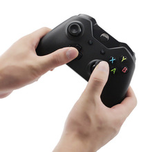 Black 2.4GHz Wireless Game Controller Joypad for Xbox One Microsoft PC High quality Wireless Controller for XBOX ONE