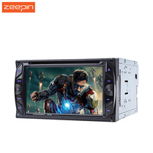 6.2 inch 2 Din Auto Car DVD Player 262 Radio MP4 MP5 Video Player With Bluetooth FM  In-dash Stereo Autoradio Central Multimidia