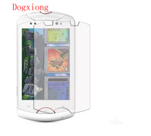 6 X Dogxiong Clear HD Screen Protector Protective Guard Case Cover Film For Sony Xperia Live with Walkman WT19i