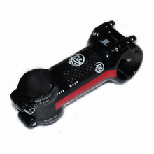 Buy 6 Angle 28.6mm*31.8mm* 80mm Bicycle Aluminum Alloy Carbon Stem Cycling Stem Road Bike Stem Carbon Fiber MTB Mountain Bike Part for $15.19 in AliExpress store