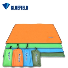 Outdoor Sun Shelter Waterproof Beach Sun Shade Camping Picnic Mat Picnic Blanket Tent Pergola Awning Canopy Tarp 4Size 4Color(China)