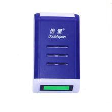 Doublepow K209 4 Independent Charging Slots Intelligent Charger Universal Battery Charger LCD Li-ion NiCd NiMh AA AAA(China)