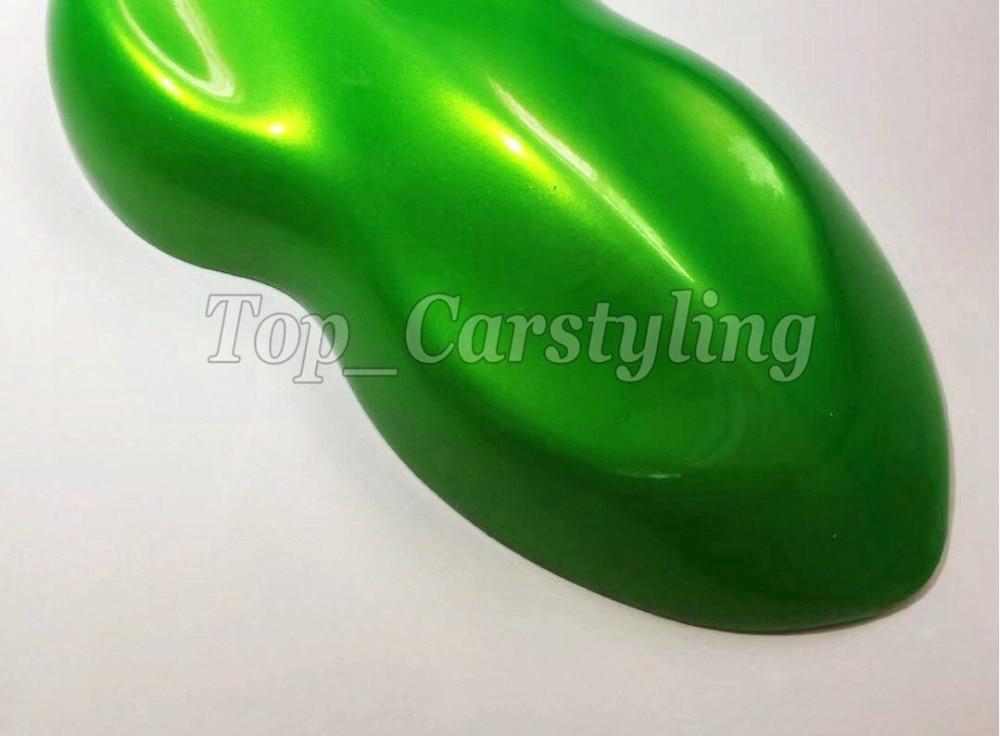 gloss magic color flow vinyl flip flop green to gold shift (3)