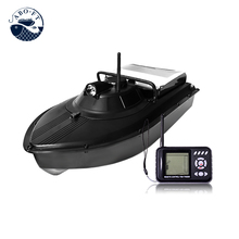 New model carp fishing bait boat JABO 2BL 32Ah 2.4ghz RC Sonar fish finder carp fishing bait boat(China)