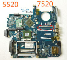 LA-3581P For ACER Aspire 5520 7520 Laptop Motherboard ICW50 MBAJ702003 Mainboard 100%tested fully work(China)