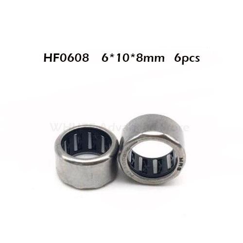 6x10x9 mm HK0609 Needle Roller Bearing 6mm x 10mm x 9mm 5 PCS