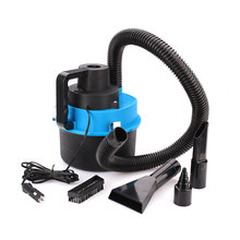12V Wet Dry Vac Vacuum Cleaner Inflator Portable Hand Held for Car or Shop(China)