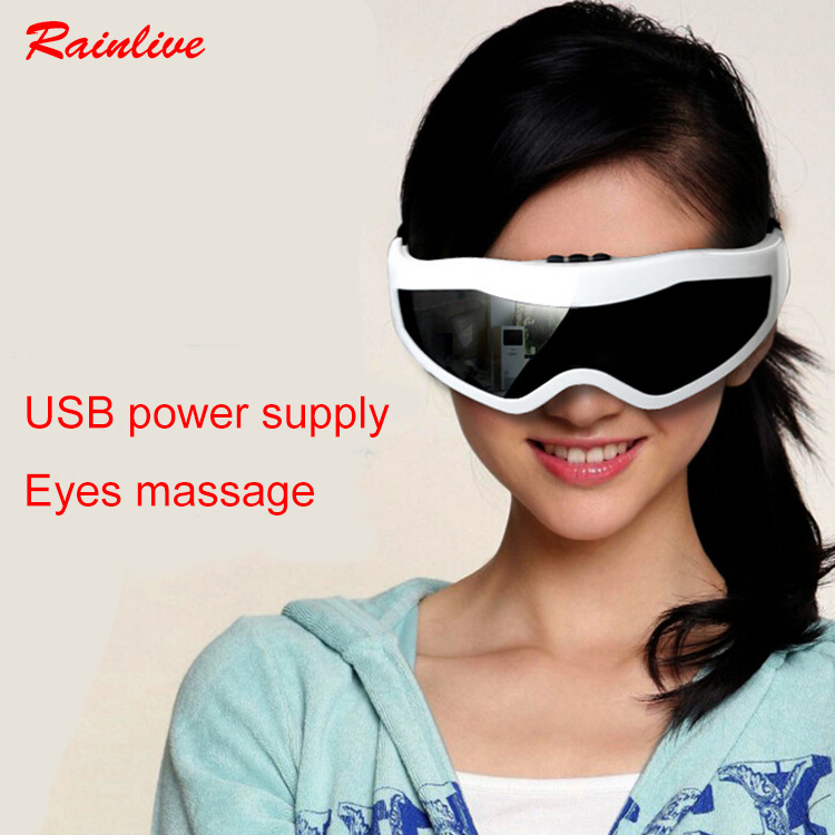 USB power Eyes protection device Eye massage instrument Relieve fatigue Restoring vision Electric instrument<br><br>Aliexpress