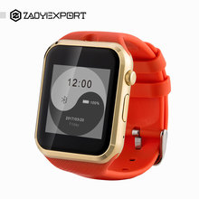 ZAOYIEXPORT001 2017 Newest arrival Taiji style Bluetooth Smart Watch support SIM card for android Phone pk gt08 dz09 smartwatch(China)