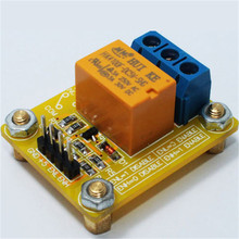 Relay circuit module 5 V power supply high and low level control support 3.3 V to 5 V microcontroller hot sales IC relay module