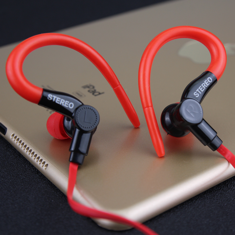 Daono A08 Headphone Noise Isolating Earphone Sport Earbuds Stereo Music Headsets for iphone Xiaomi phone MP3 Gaming PC Airpods