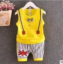 fashion breathable baby football Clothing set Summer children's clothes boys sport twinset male kids football suit