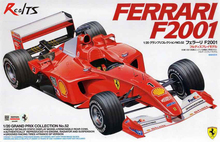 RealTS Tamiya 20052 Automotive Model 1/20 Scale Car F2001 Scale Hobby Model Kits(China)