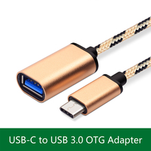 Good quality USB-C 3.1 Type C Male USB 3.0 Cable Adapter OTG Data Sync Charger MacBook Fast Charging nokia N1 Zuk z1