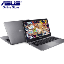 Asus laptop Brand E403NA3450 4GB RAM+128GB ROM Windows 10 System 11.6 inch with bluetooth notebook(China)