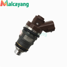 6Pc Auto Spare Part 840cc 1001-87092 Fuel injector for Toyota MR2 Celica Supra Turbo 3SGTE 2JZGTE NEW