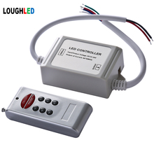 Waterproof IP68 RGB LED Controller DC12V~24V,12A,144W RGB Controller for LED Spotlight,LED Flood Light(China)