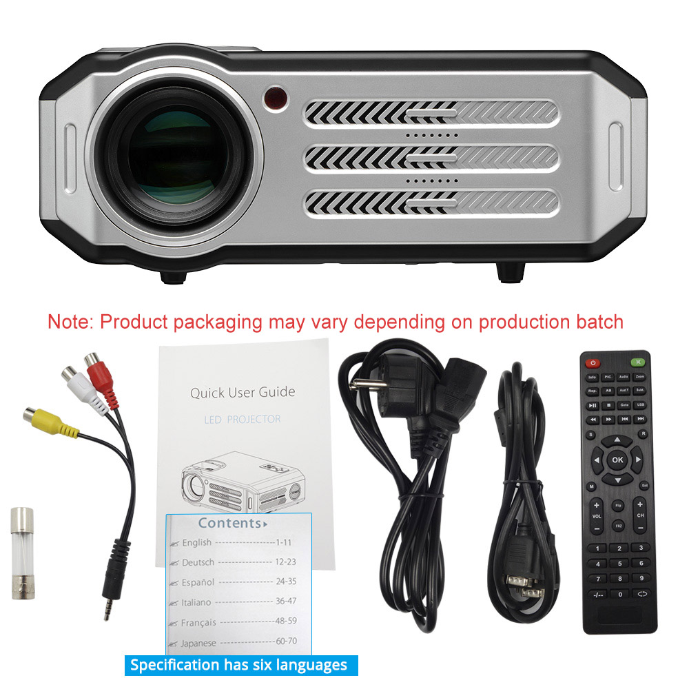 Rigal-RD817-LED-Android-Projector-3500-Lumens-Smart-WIFI-Projector-Video-HDMI-USB-Full-HD-1080P (1)