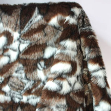 "Shaggy Faux Fur Fabric   Costumes  Cosplay  Crafts  Fur Coat 36""x60"" Sold By The Yard  Free Shipping"