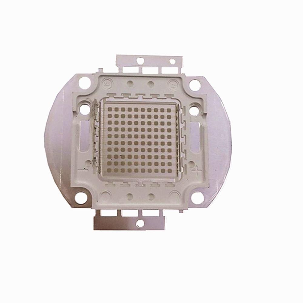 100W Epileds 42Mil Ultra Violet UV High Power Light Chip 365nm-370NM,380nm-385nm,395-405nm,420nm-425nm DIY COB Light Source<br>