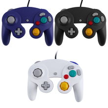Gamepads New Game Controller Gamepad Joystick five color for Nintendo for GameCube For Wii