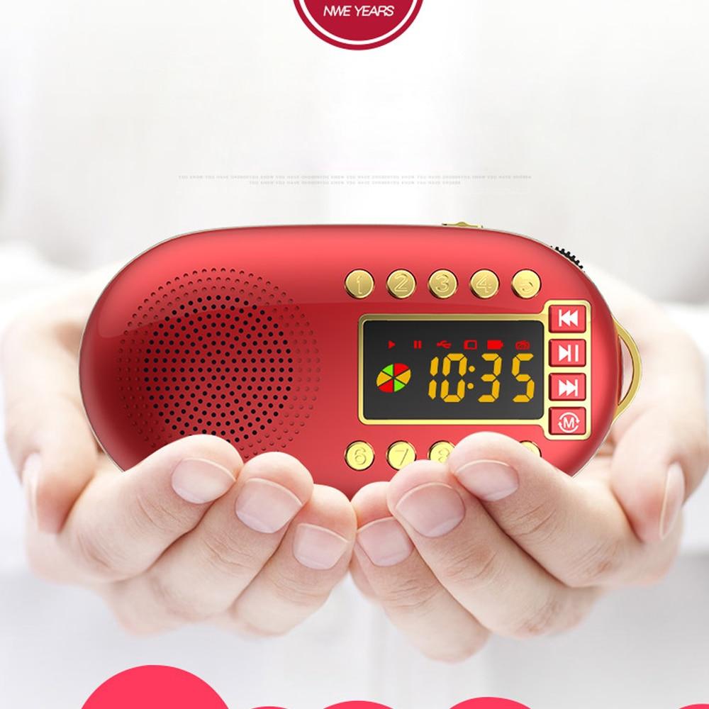 E2958-mini FM radio-3