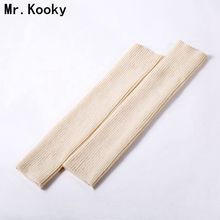 Mr.Kooky Ballet Latin Dance Long Leg Warmers Socks Winter Women Gilrs Knitted High Knee Boot Guff Socks Accessories Gifts