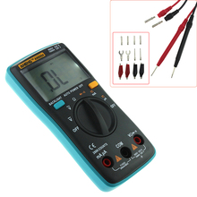 ANENG 1999 counts LCD digital multimeter AN8004 voltmeter ammeter resistance tester DC / AC 750 / 1000V and volt ohmmeter P50(China)