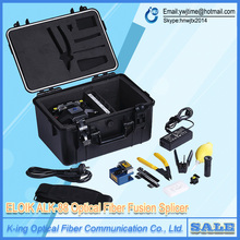 Eloik ALK-88 Fiber Optic Splicing Machine Fusion Splicer Fusionadora de Fibra Optical alk88 fiber optic fusion machine