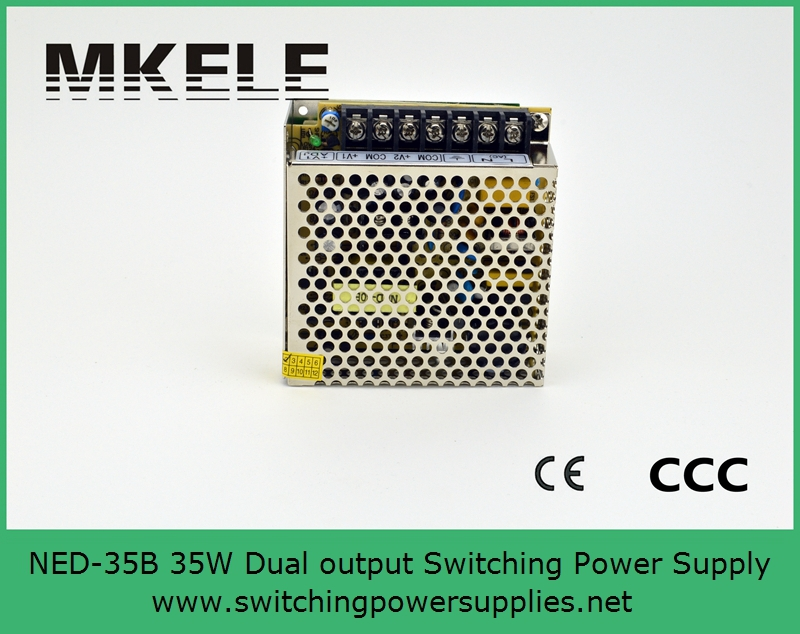 NEW 35W Small Volume Dual Output  Switching Power Supply 5V 24V  2.2A 1A<br><br>Aliexpress