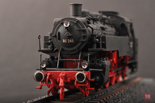 DIY Assemble Train Model 82914 1/72 German BR86 Steam Locomotive(China)