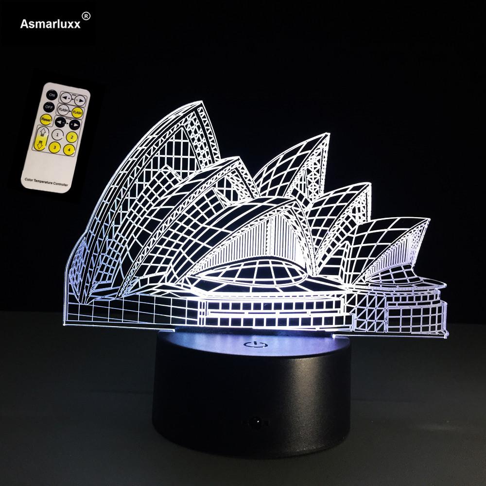 Asmarluxx 3D Night Lamp00511