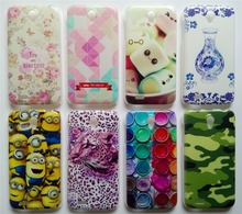 New Arrival Back Covers For Lenovo A859 Case Hard PC Plastic Back Case Many Patterns Choose Free Shipping Gifts