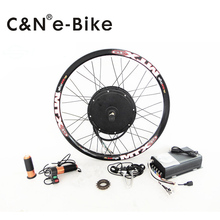 super speed 100km/h 3000w powerful hub motor conversion electric bicycle e-bike kits