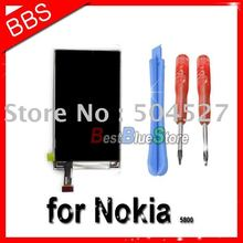 FOR NOKIA 5800 X6 5230 N97mini lcd display + tools free shipping