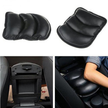 Car Armrest Console Pad Cover Cushion Support Box Armrest Top Mat Liner For VW Benz Audi Mazda Hyundai Nissan Chevrolet