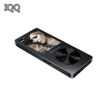 "Original IQQ X05 MP3 8GB lossless FLAC MP3 Music player 1.8"" screen metal Portable MP3 Bulid in Speaker FM radio voice recorder"