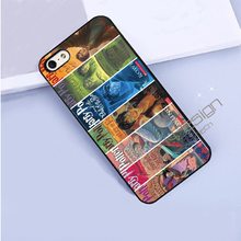 Fit for iPhone 4 4s 5 5s 5c se 6 6s 7 plus ipod touch 4 5 6 back skins cellphone case cover Funny Harry Potter Books ART Printed