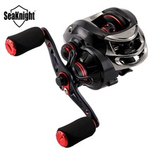 SeaKnight VIPER Baitcasting Fishing Reel 6.3:1/7.0:1 Baitcasting Reel Centrifugal & Magnetic Brake Carbon Max Drag 7.5KG/16.5LB(China)