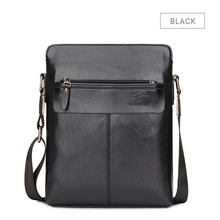 Brand Men Bag Split Leather Business Casual Male Crossbody Shoulder Messenger Fashion Designer Travel  Sacoche Homme Bolsa
