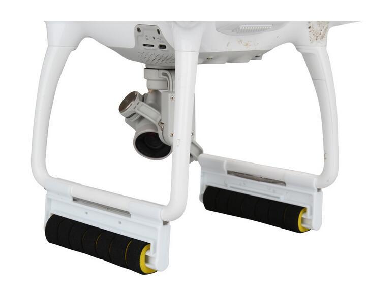 Landing Skid Gear Gimbal Protector Shock Damper Bracket Tripod for DJI Phantom 4<br><br>Aliexpress