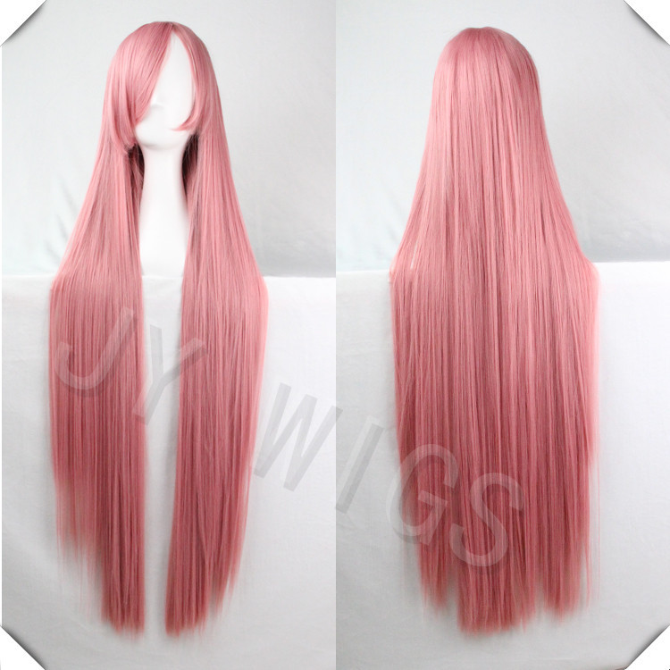 Male Cosplay Wig 100CM Cosplay  Long Straight Women Hair Party Wigs For Lady Hair Style Costume Male Cosplay Wig<br><br>Aliexpress