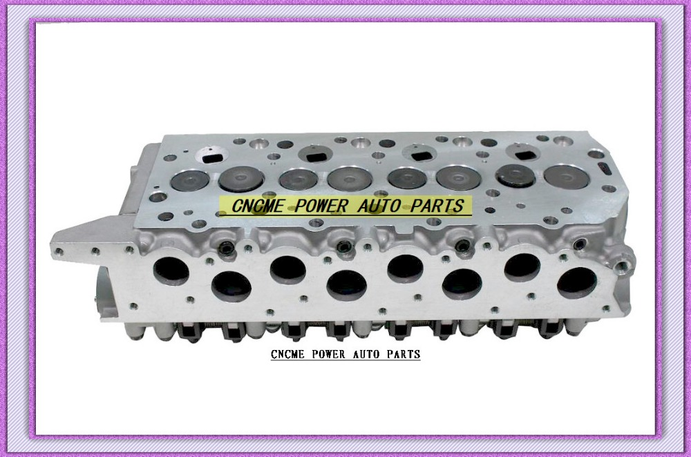 4D56 4D55 Cylinder Head Assembly For Ford Bronco Ranger For Mitsubishi Montero Pajero L300 For Hyundai H1 H100 MD185918 908 611 (2)